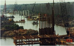 Mobile River Bridges
